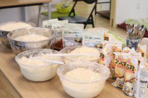 ママトリコ広島パン教室